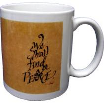 Calligraphy【カリグラフィー】マグ4