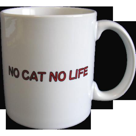 NO CAT NO LIFE4