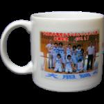 女子バスケットボール部中学卒業記念