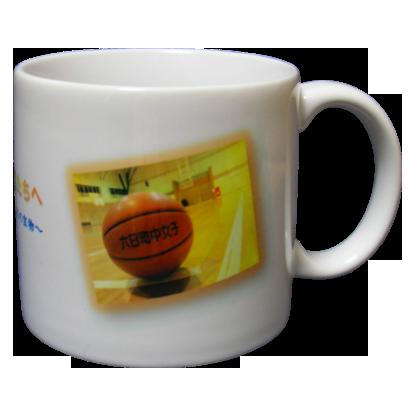 女子バスケットボール部中学卒業記念2