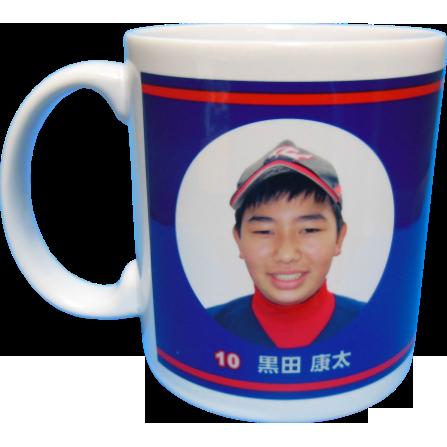 レッドホークス記念マグカップ2