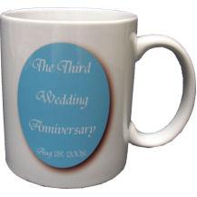 結婚3周年記念1