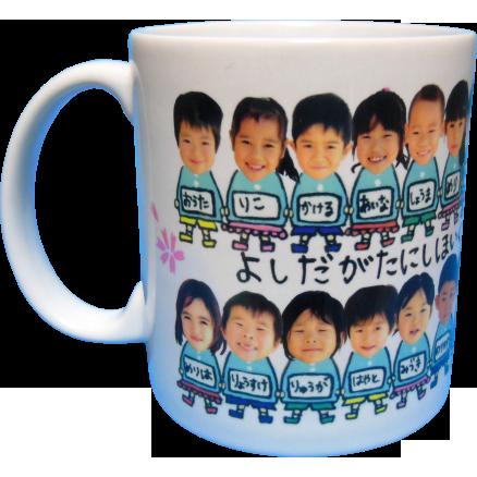 吉田方西保育園卒園記念4