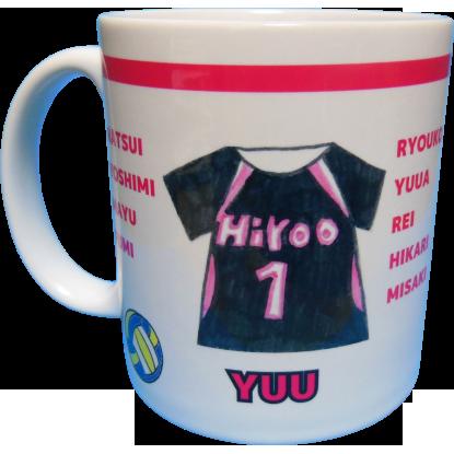 HIROO SASAZUKA バレーボールクラブ2