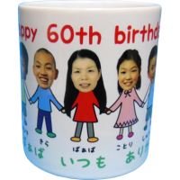☆Happy 60th birthday☆