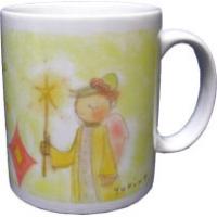 晴れ‐green berry mug