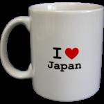 日本が好きカップ