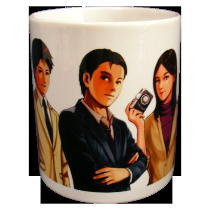 ラジトラQ完成記念マグカップ3