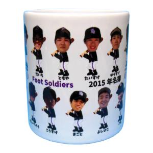 Foot Soldiers 2015年名簿