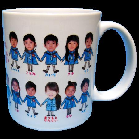 武里白百合幼稚園 松B組3