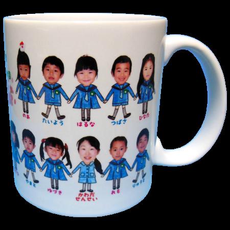武里白百合幼稚園 松C組3