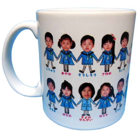 武里白百合幼稚園 松C組2