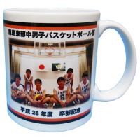 平成28年度鹿島東部中男子バスケ部