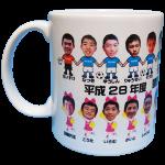 平成28年度嬉野中学校サッカー部卒部記念