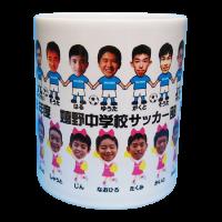 平成28年度嬉野中学校サッカー部卒部記念3