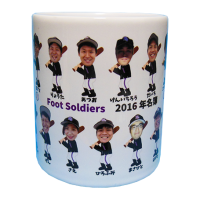 2016 Foot Soldiers