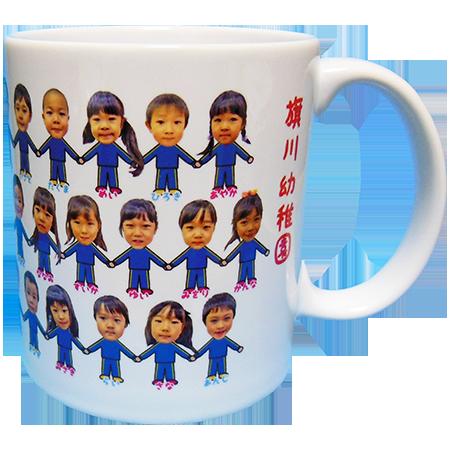旗川幼稚園 卒園記念