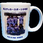 老上サッカースポーツ少年団 卒団記念