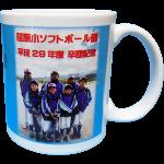 荏原小ソフトボール部卒団記念