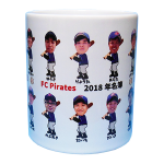 FC Pirates 2018年名簿