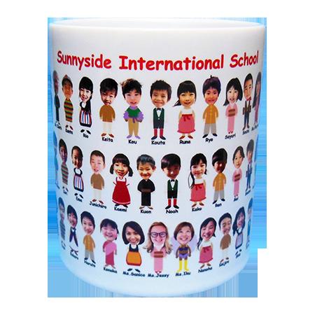 サニーサイドインターナショナルスクール全員