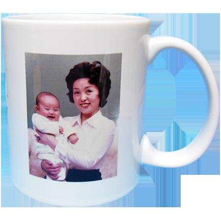 母の誕生日と息子(赤ちゃん時代)