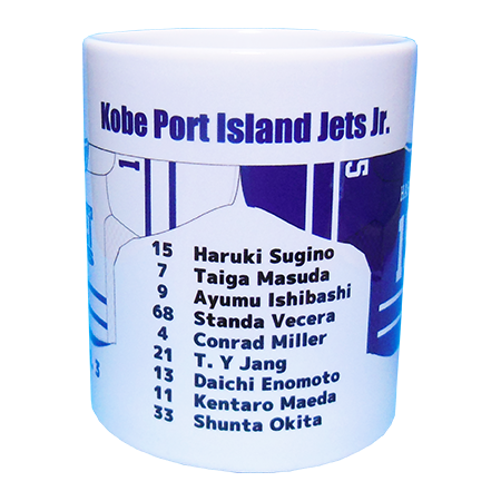 神戸ポートアイランドJets Jr.3